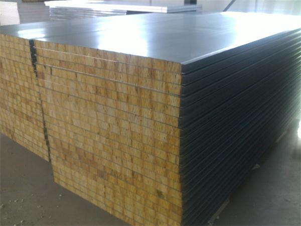 英山岩棉彩钢板价格