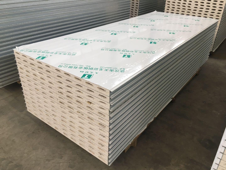 武漢硫氧鎂淨化板