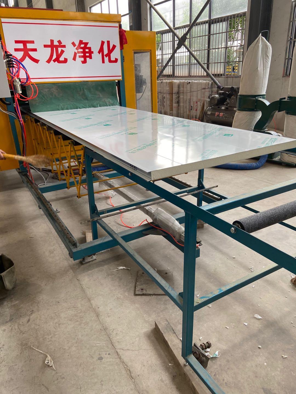 蔡甸净化彩钢板