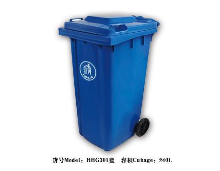 挂车塑料桶