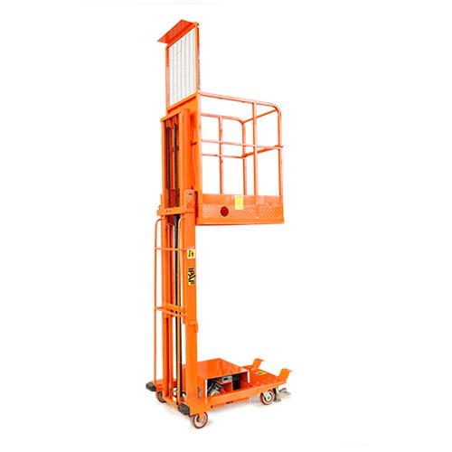 移动三门式高空取料机