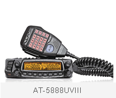 Tri Band Mobile Radio