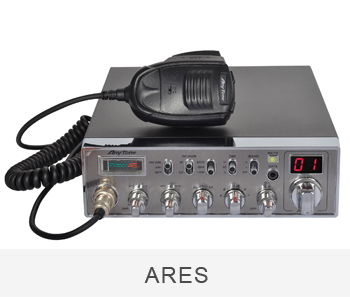 Ares 10 meter amateur mobile radio
