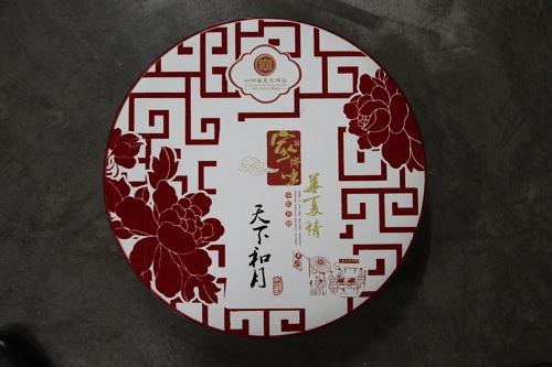 鄭州高檔月餅盒