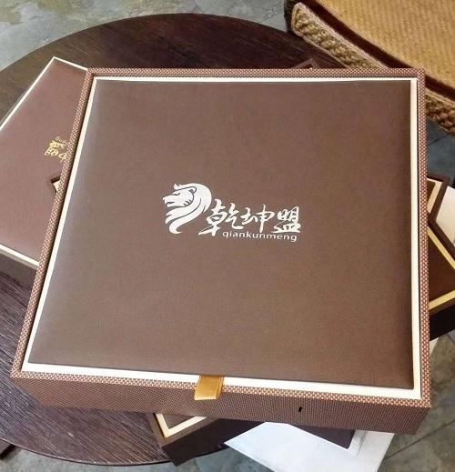 高级茶叶礼盒定制