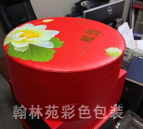 高级月饼盒定制