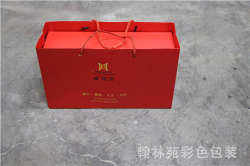 郑州礼品盒设计