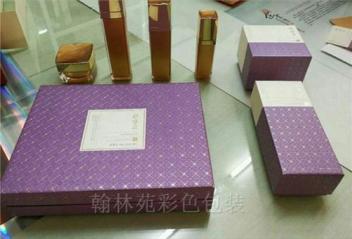 郑州化妆品盒