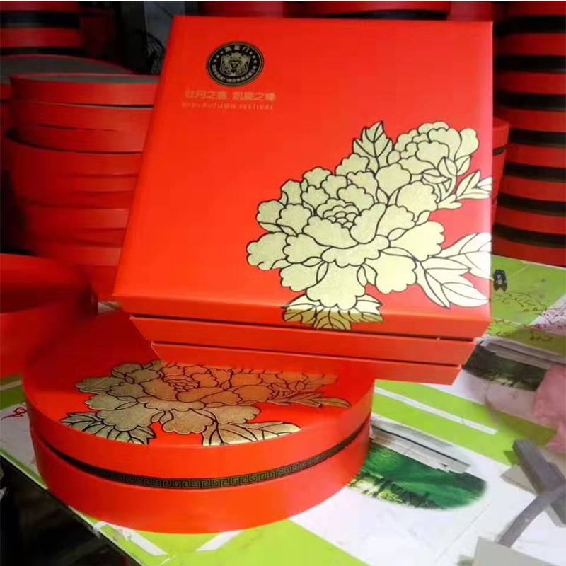 河南月餅盒