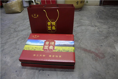 农作物礼盒包装