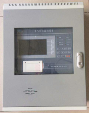 Electrical fire monitoring host