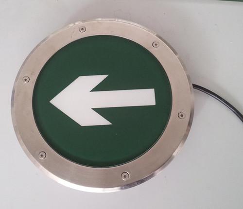 Intelligent emergency lighting evacuation system