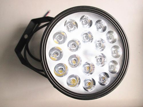 Intelligent emergency lighting high power 18W lamp