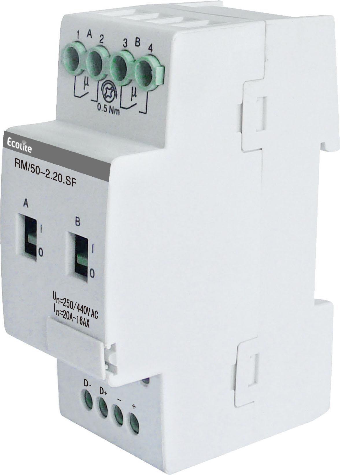 Intelligent lighting switch controller