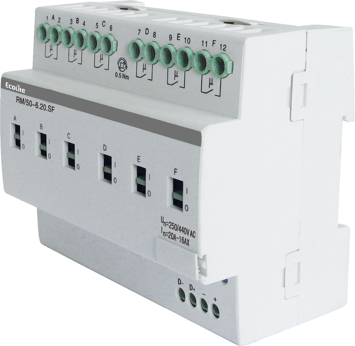 6-way switch controller