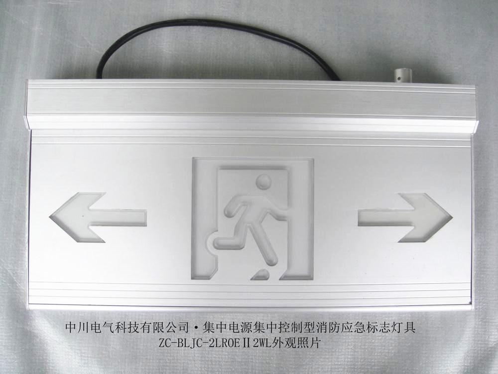 Fire emergency lighting system