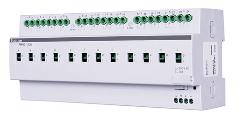 Intelligent lighting energy-saving controller