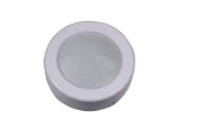 Surface-mounted aluminum alloy lighting