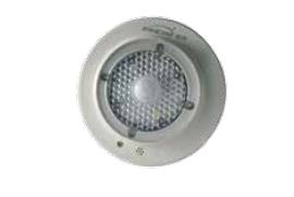 阻燃ABS明装人体感应应急照明灯