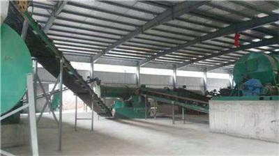 羊粪有机肥生产线设备