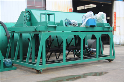 复合有机肥生产线设备