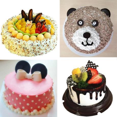 生日蛋糕综合班