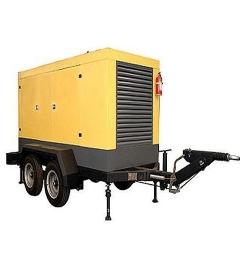 遵义拖车式发电机