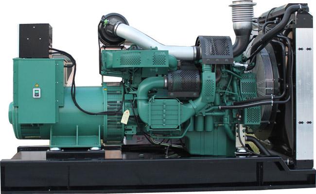 沃爾沃柴油發電機組