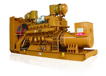 濟柴柴油發電機組維修