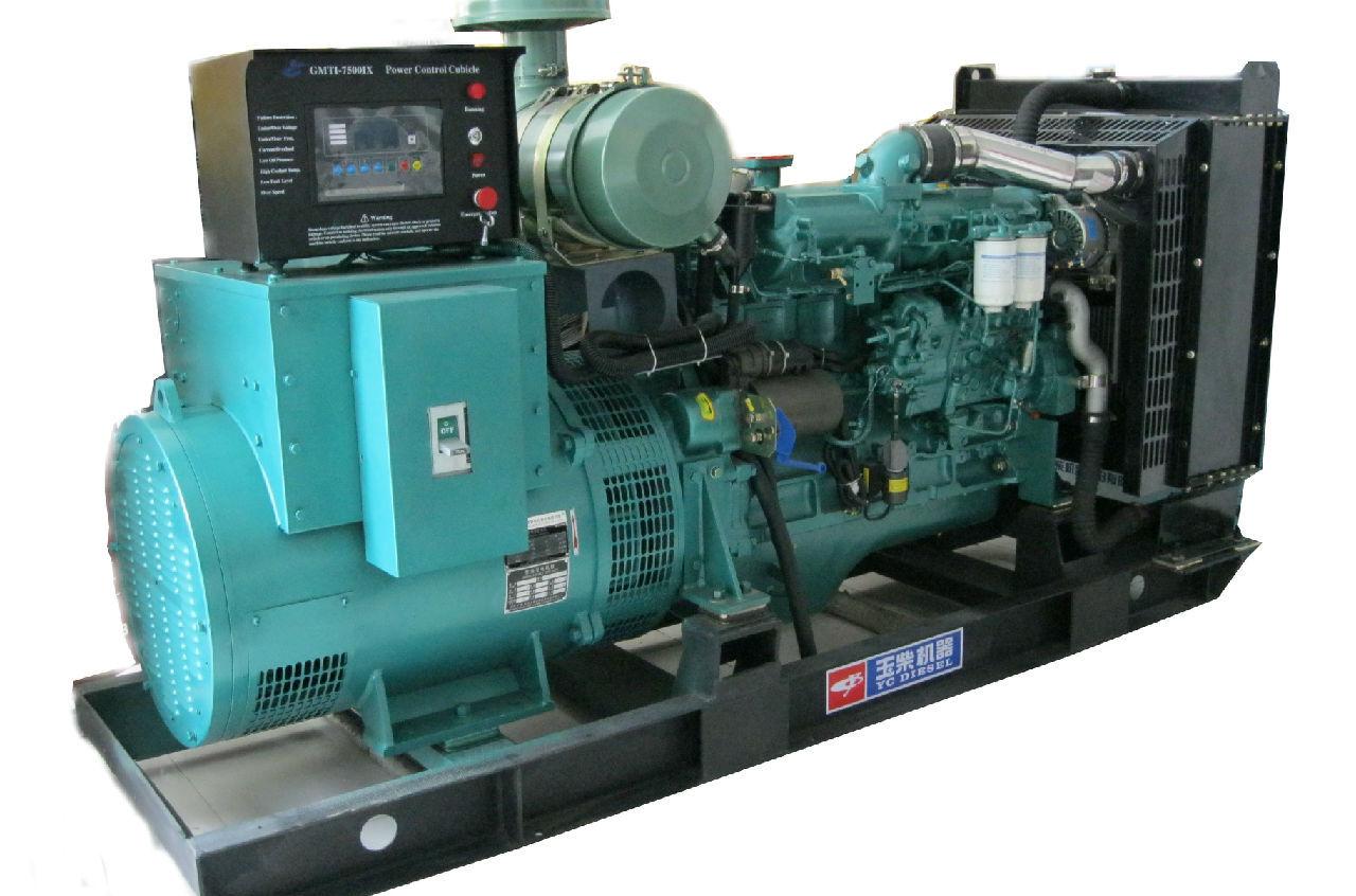 玉柴柴油發電機組維修