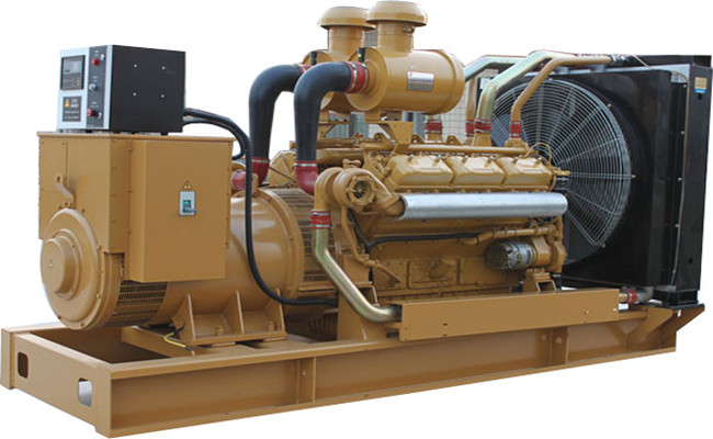 上柴柴油發電機組