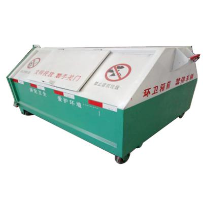 貴州垃圾桶生產廠家