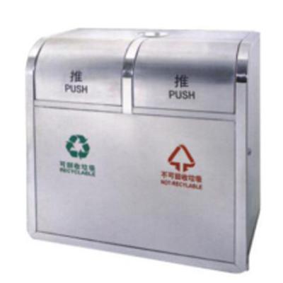 贵州不锈钢垃圾箱