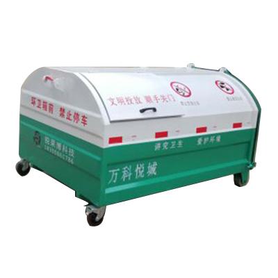 貴州垃圾桶生產
