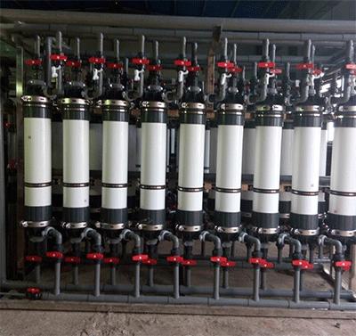 铅冶废水膜法脱氨