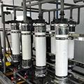 垃圾渗滤液氨氮脱除