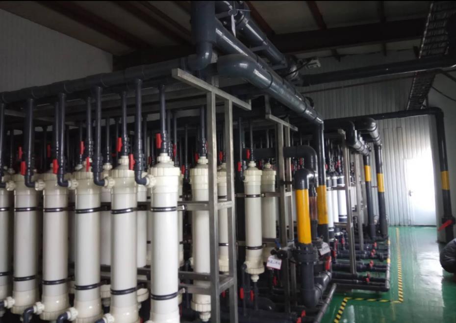 循环冷却水膜法脱氨