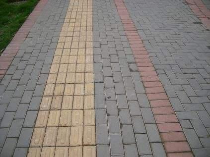 武汉盲道砖
