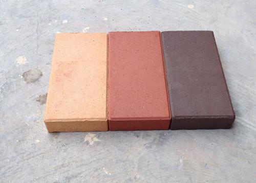 陶土透水砖