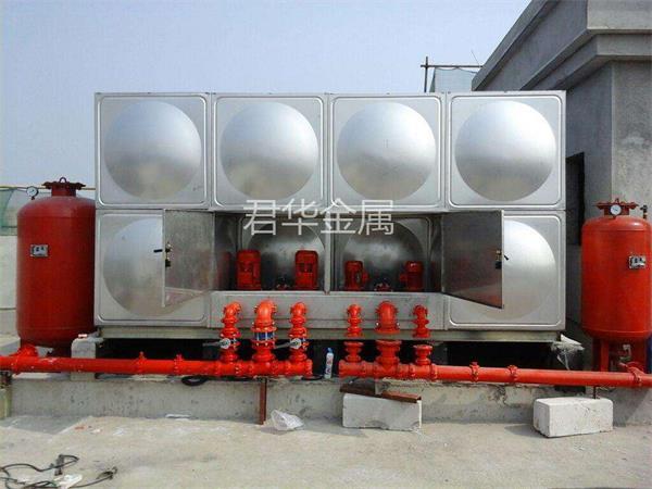 箱泵一体化水箱价格