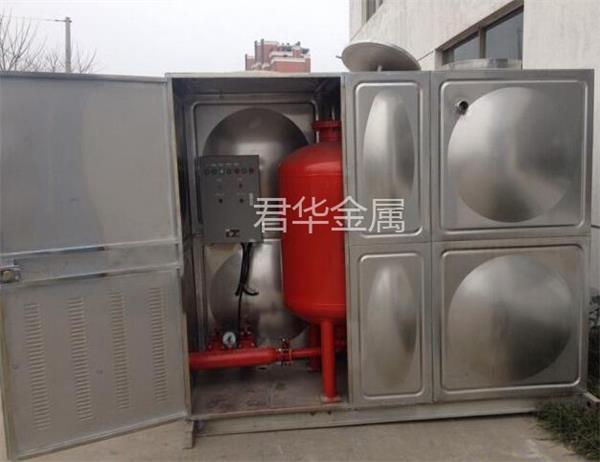 箱泵一体化水箱销售
