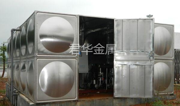 無錫箱泵一體化水箱