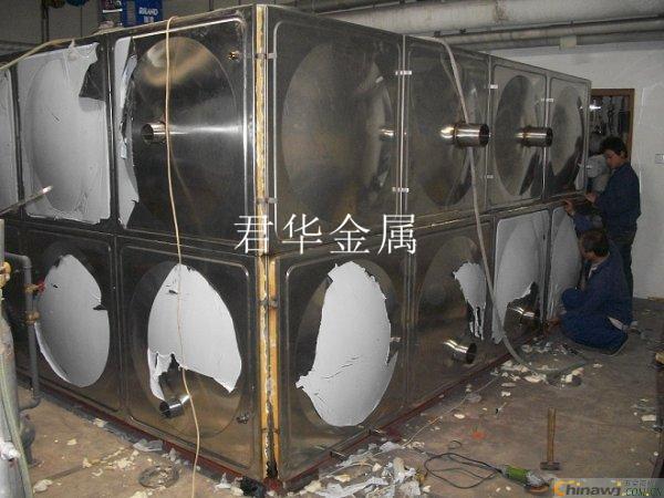 水箱安装施工