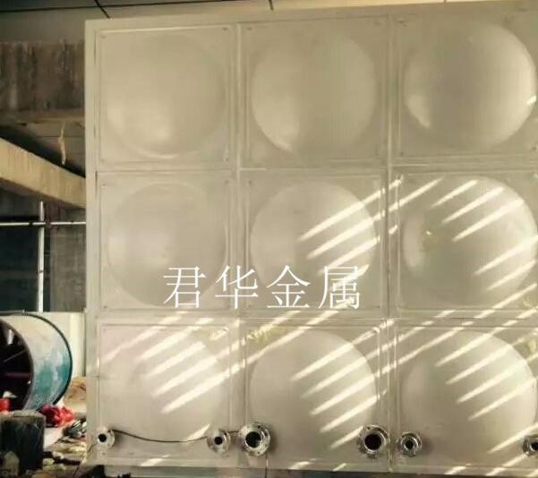 保温水箱安装施工