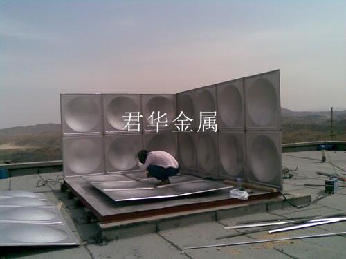 水箱安装施工厂家