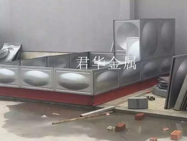 无锡水箱安装施工