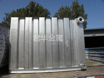 不锈钢肋板水箱厂家