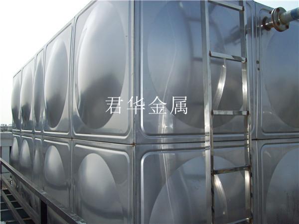 无锡不锈钢方形水箱