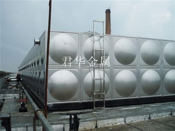 无锡方形不锈钢水箱