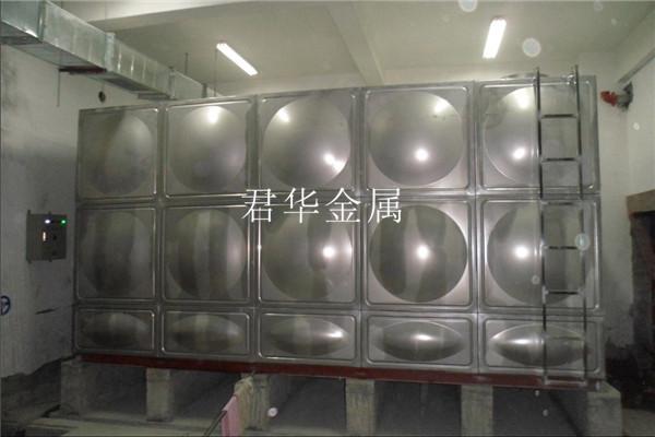 不锈钢方形水箱销售